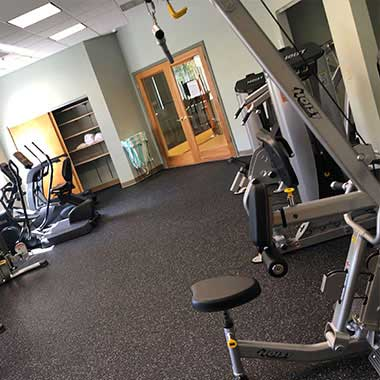 On-Premises Fitness Center