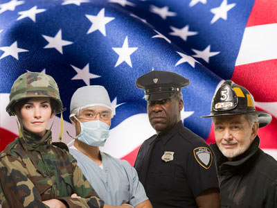 Military and First Responders Addiction Treatment Program in Florida