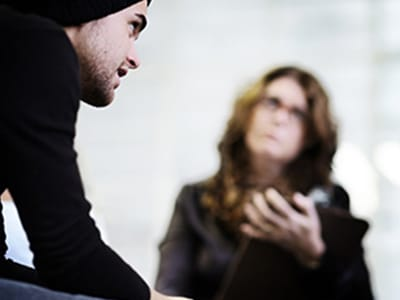 Addiction Treatment in Florida Therapy Session