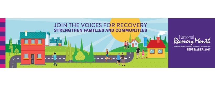 Getting Ready for Recovery Month – 2017