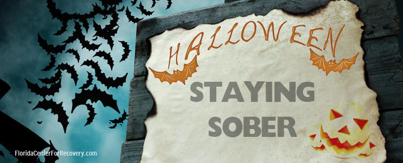 Staying Sober this Halloween and Beyond