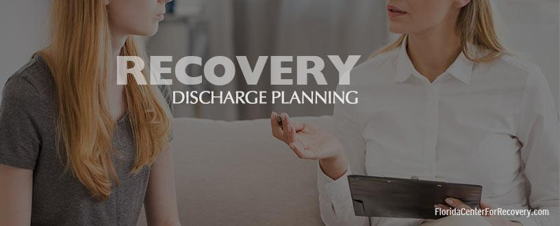 Addiction: Treatment and Discharge