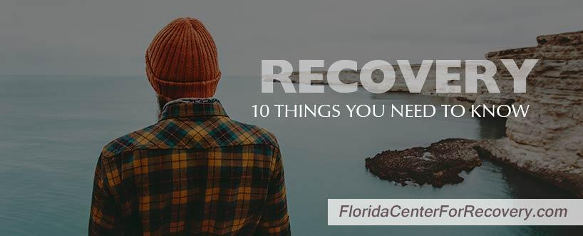 10 Keys to a Successful Recovery