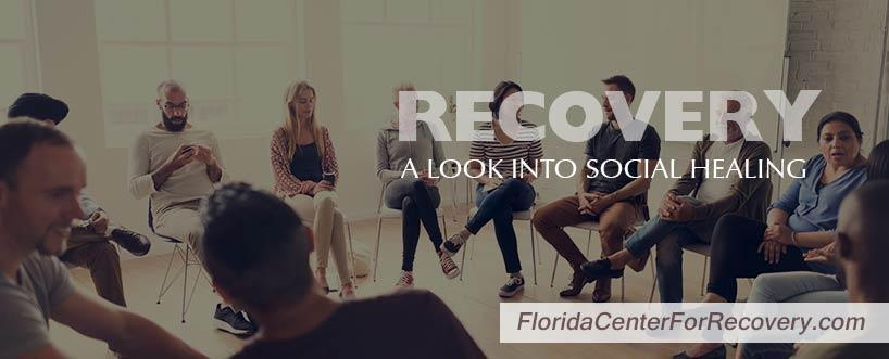 Support Groups and Rehab: A Look into Social Healing