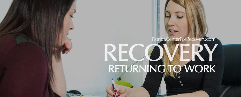 Working After Rehab: How to Help an Employee