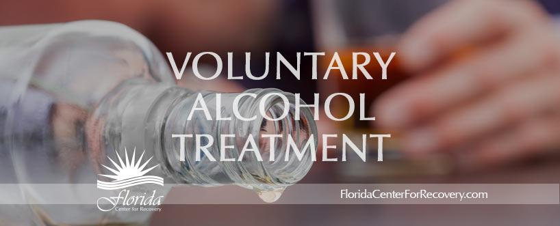 Voluntary Alcohol Treatment