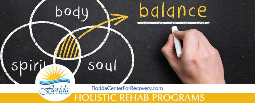 Holistic Rehab Programs