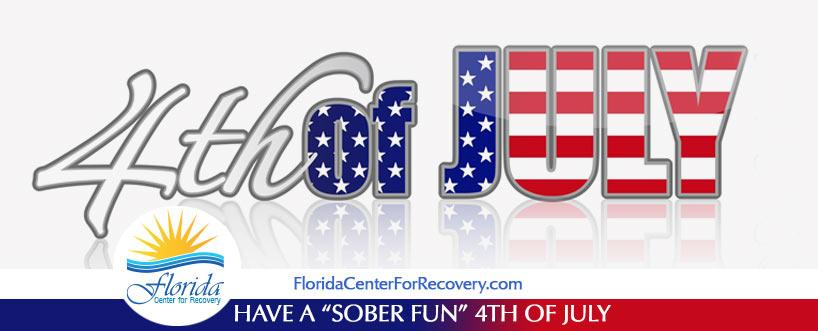 Independence Day and Sobriety