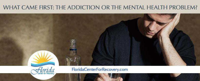 What Came First: The Addiction or the Mental Health Problem?