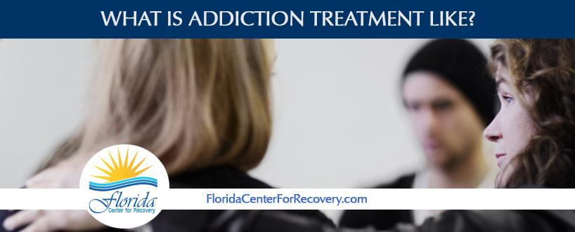 What is Addiction Treatment Like?