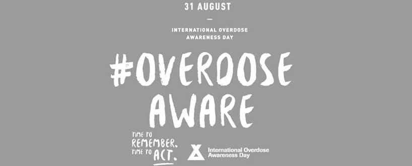 International Overdose Awareness Day – 2018
