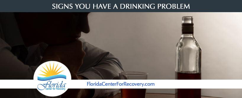 Signs You May Have a Drinking Problem