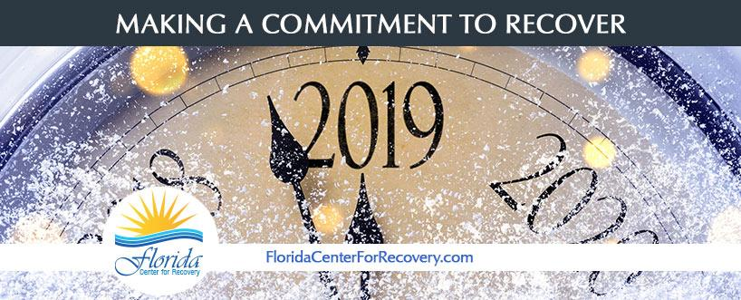 New Year's Resolution: Making a Commitment to Recover