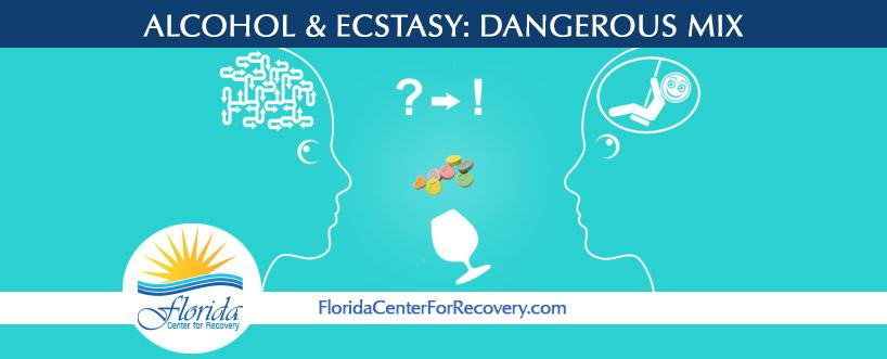 Alcohol and Ecstasy Learn the Facts of this Dangerous Mix