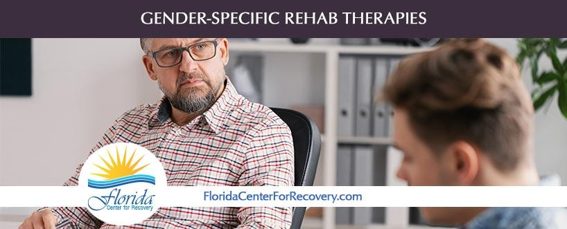 Gender-Specific Rehab Therapies