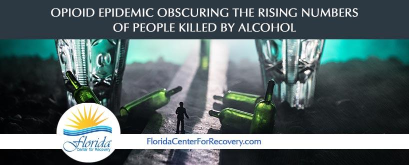 Alcohol is killing more people, and younger. The biggest increase is among women.