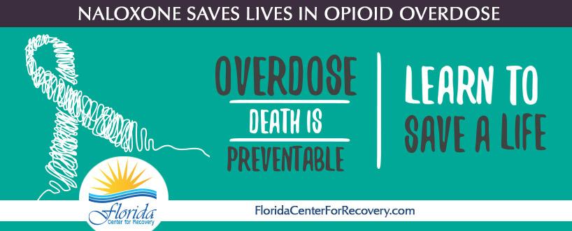 Naloxone Saves Lives in Opioid Overdose