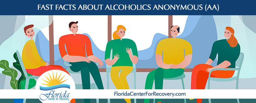 Fast Facts About Alcoholics Anonymous (AA)
