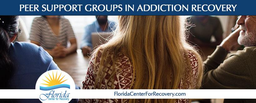 Peer Support Groups in Addiction Recovery