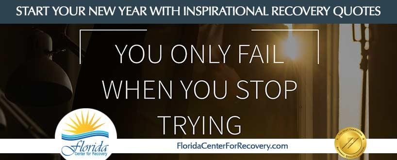 Start Your New Year withInspirational Recovery Quotes