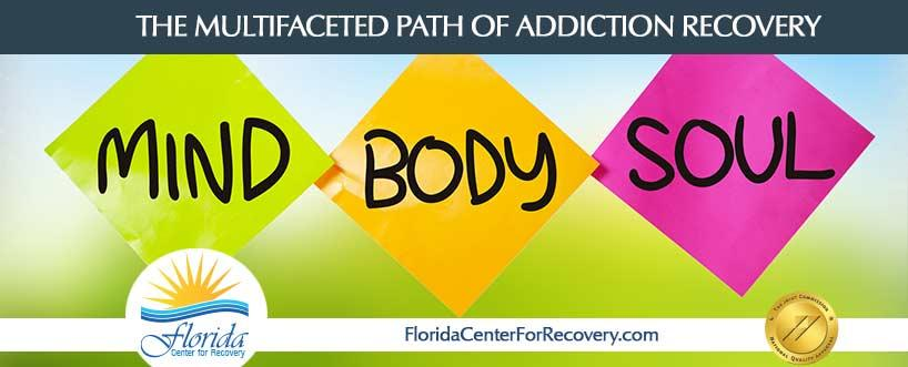 The multifaceted and complex path of addiction recovery