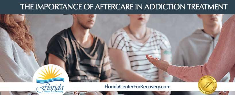 The Importance of Aftercare in Addiction Treatment