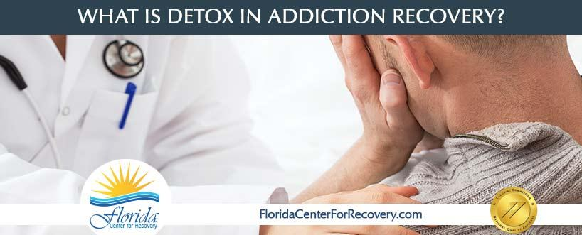 What is Detox in Addiction Recovery?