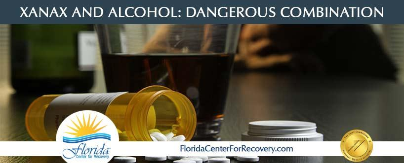 Xanax and Alcohol: Dangerous Combination
