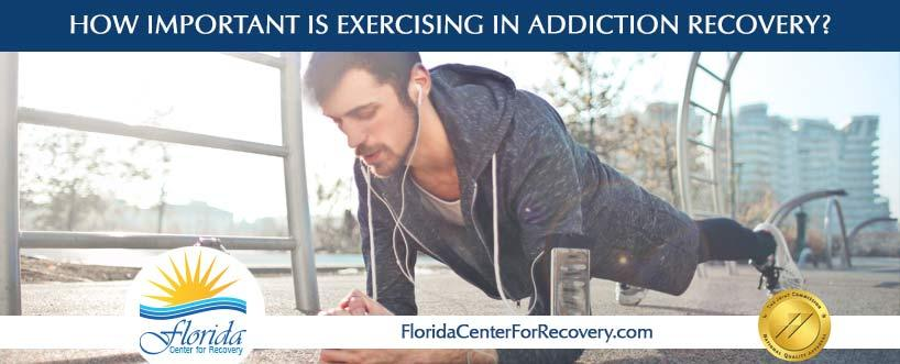 Do I Need to Exercise in Rehab?